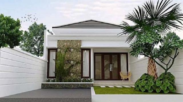 Rumah Minimalis type 60 Via @redaksi24.com