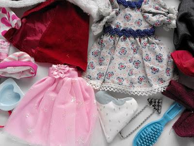 Ubranka dla lalek./ Doll clothes