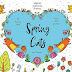 Cliparts Spring cats free por tempo limitado