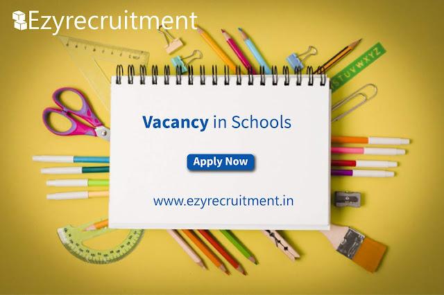 vacancy in schools
