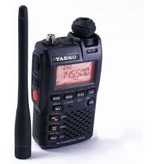 Spesifikasi Handy Talky (HT) Yaesu VX-3R
