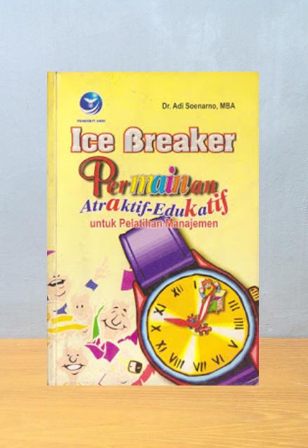 ICE BREAKER, Adi Soenarno