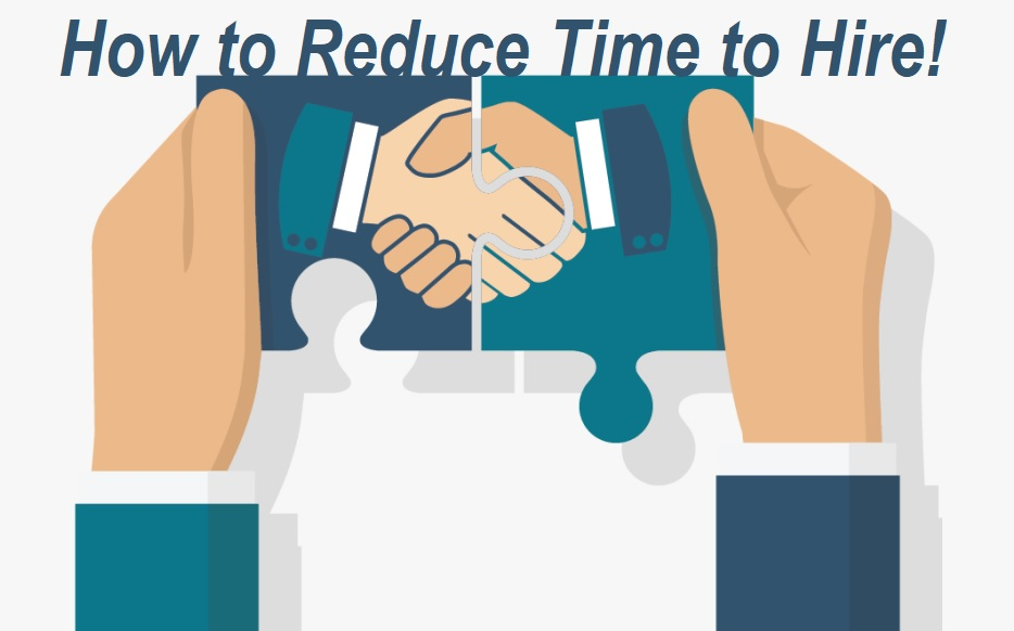How to Reduce Time to Hire