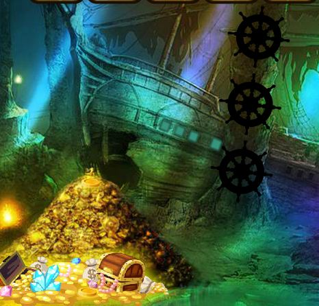 WowEscape Pirates Treasure Cave Escape Walkthrough
