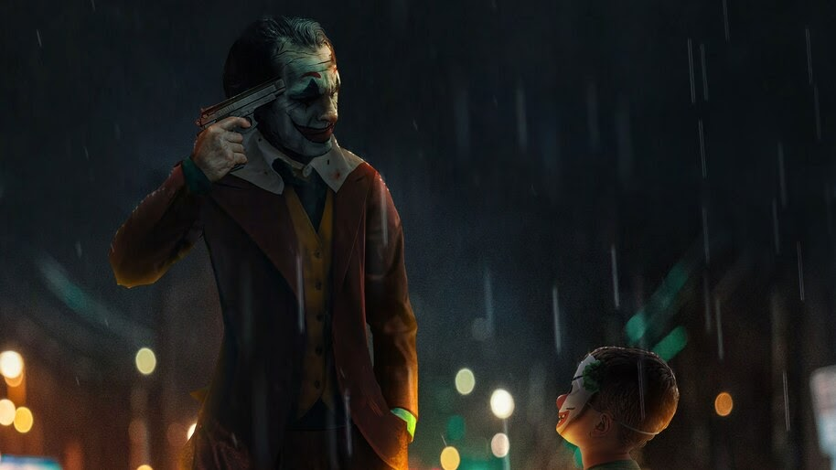 Joker Movie 2019 Art 4k Wallpaper 7132