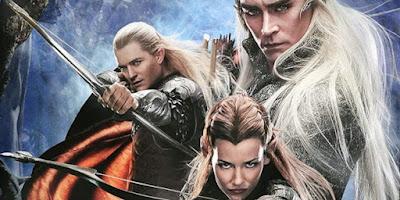 Elfos caracteristicas LOTR Tolkien