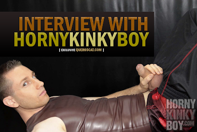 interviewing horny kinky boy porn actor scat sex