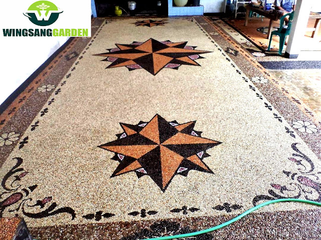 Jasa Tukang Batu Sikat/Lantai Carport