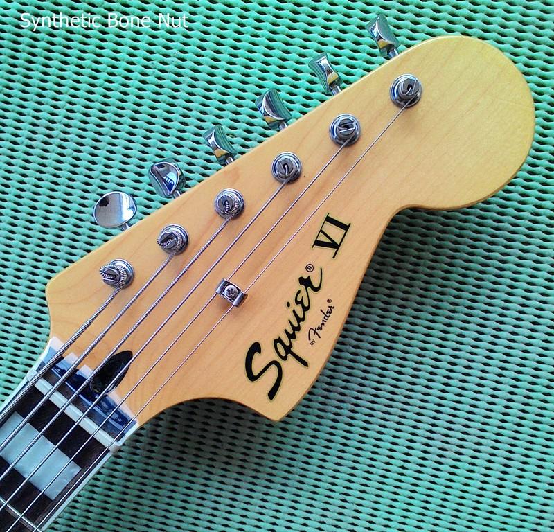 Fender Jaguar Sweetwater: CA Gear Blog: 2015 Squier Vintage Modified Bass VI