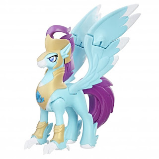 My Little Pony the Movie Stratus Skyranger the Hippogriff Guard Guardians of Harmony Figure