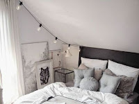 Cocooning teen room for girls and boys