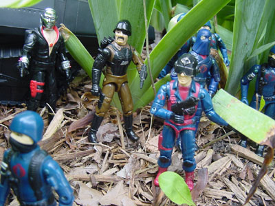 1984 Scrap Iron, 1983, Hiss Tank, Cobra Trooper, Destro, Firefly, Major Bludd