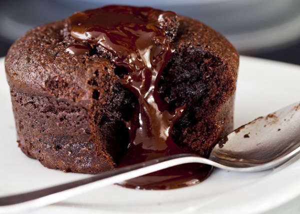Method of action of chocolate soufflé