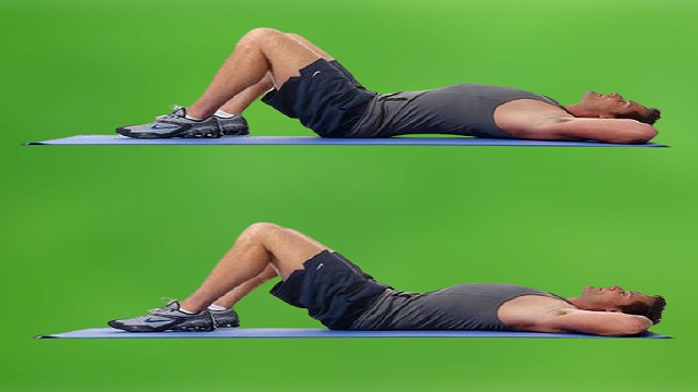 Hip and Lower Back Stretch