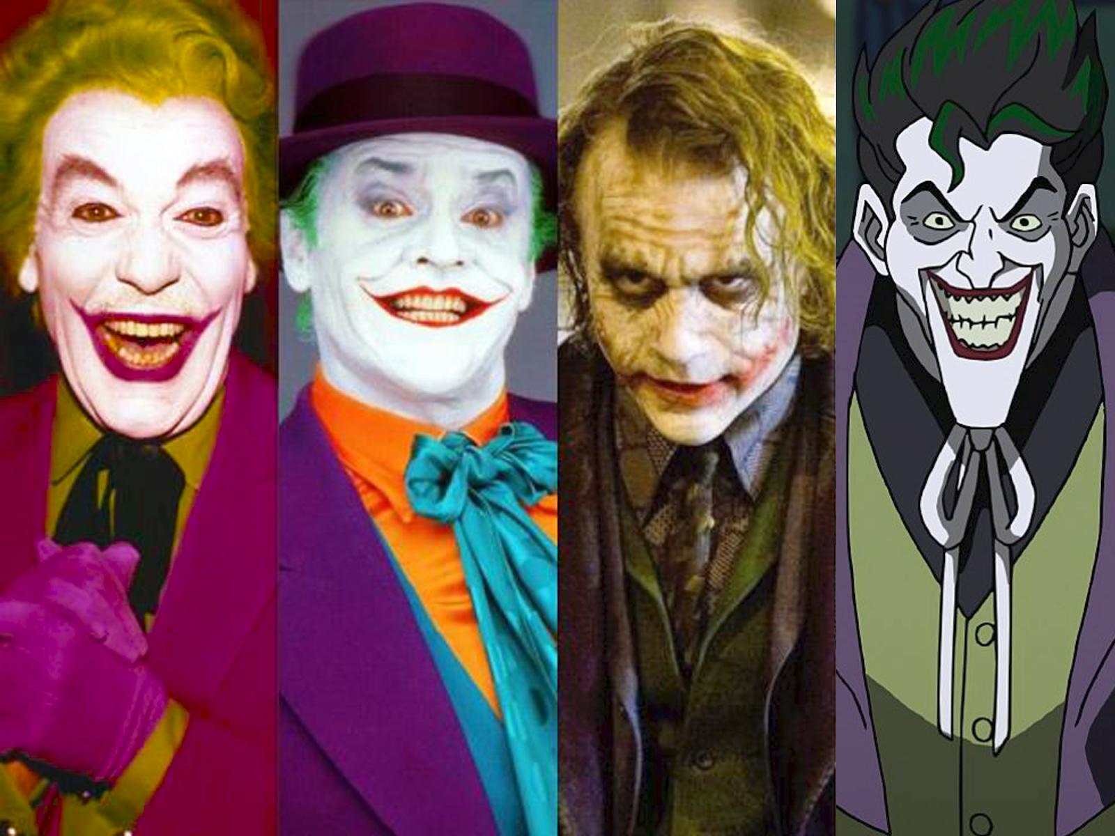 Cuatro versiones del Joker serán presentadas en la Cinemateca cada viernes de octubre / WEB / DC COMICS