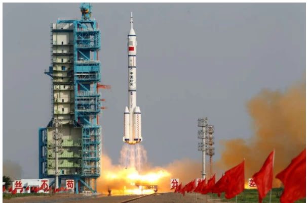 China aims to launch regular space flights by 2045