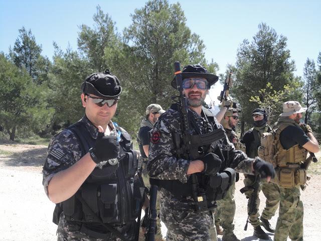 02.04.2017 - The Headquarters 3 - Αμυγδαλέζα