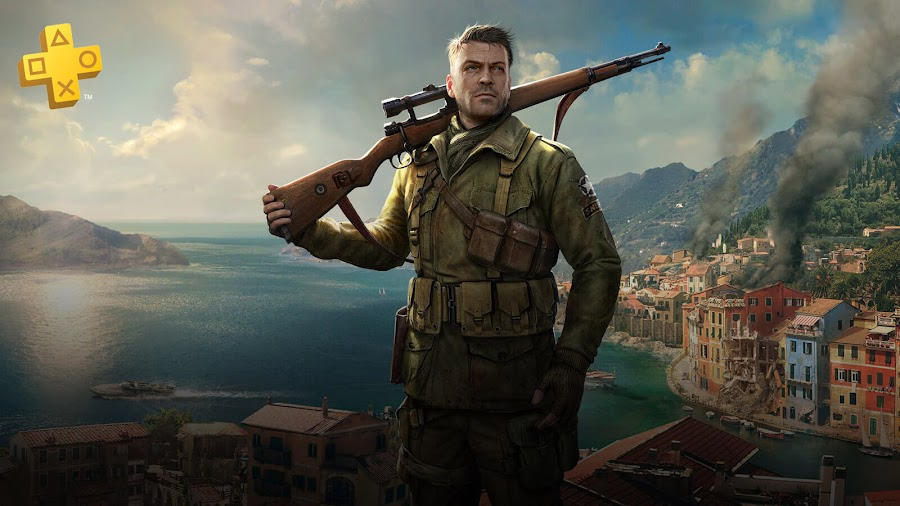 sniper elite 4 game ps4 plus ww2 shooter rebellion developments