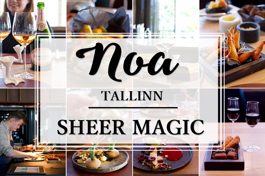 Restaurant Noa_Restoran Noa_Best restaurants in Tallinn_Andalusian Auringossa_foodblog_travelblog_1