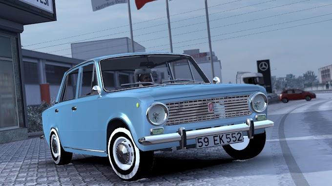ETS 2 - Fiat 124 V1R60 Modu (1.40)