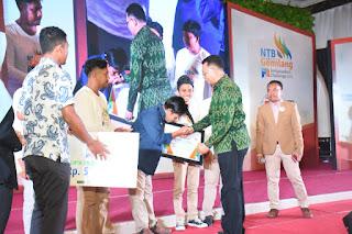Gubernur Ajak Kaum Milineal Sukseskan NTB Gemilang