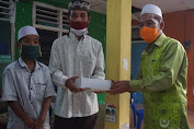 Irzani Apresiasi Persatuan Warga NW Bersatu Bagikan 1000 Paket Qurban.