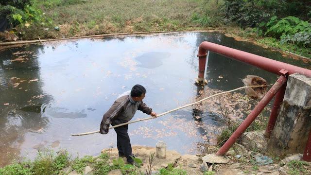 Nhà máy ngừng cấp nước do ô nhiễm, hàng nghìn hộ dân ở Sơn La bị ảnh hưởng