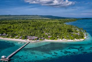 Pulau Tomia Bagian Dari Surga Bawah Laut Wakatobi