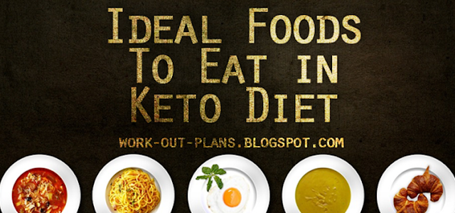 Foods To Eat in Keto Diet