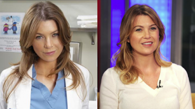 Ellen Pompeo Plastic Surgery Botox Injection Before and After
