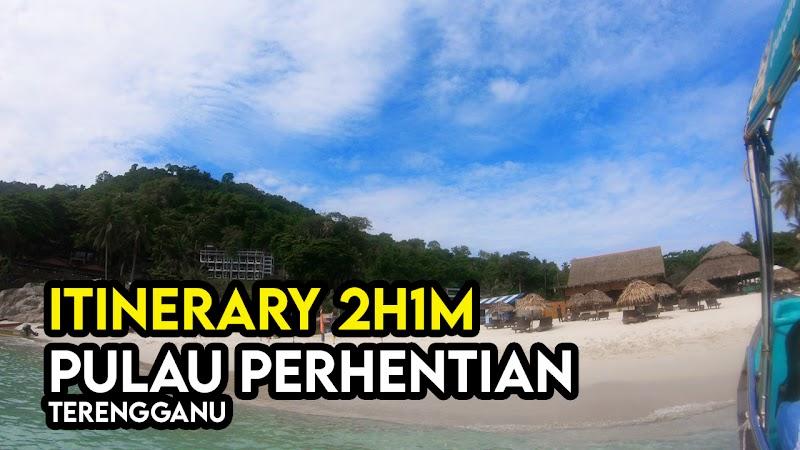 Contoh Itinerary Percutian 2 Hari 1 Malam Di Pulau Perhentian Terengganu