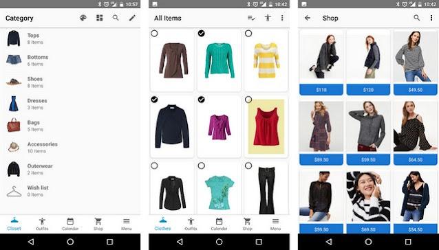 أفضل تطبيقات أزياء وموضة للأندرويد
