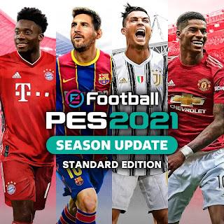 Jogo PES 2021 [PS4]