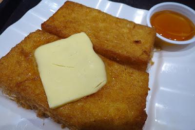 So Good Char Chan Tang, french toast