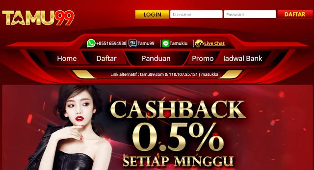 Tamuqq Agen Domino 99 Paling Populer di Indonesia