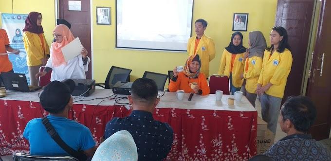 Puluhan Warga Kampung Pulo Geulis Dapat Pelatihan Sablon