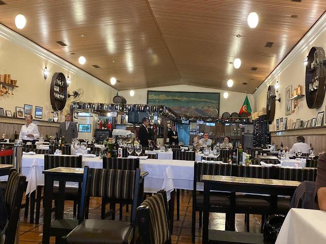 Blog Apaixonados por Viagens - São Paulo - Bacalhau, Vinho e Cia