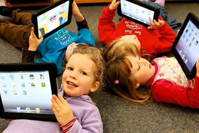 mengatasi anak kecanduan gadget