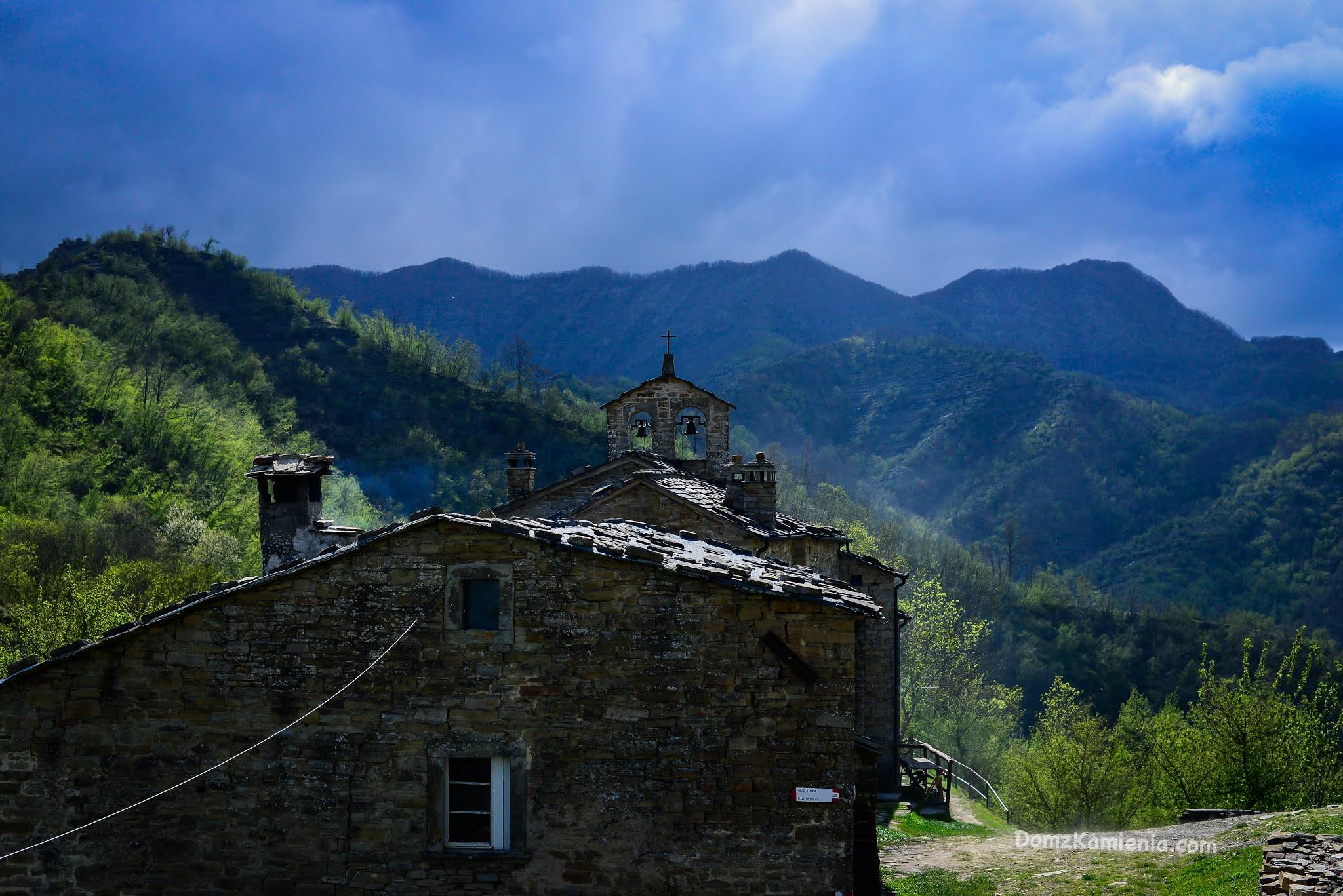 Dom z Kamienia blog o życiu w Toskanii, trekking, Marradi