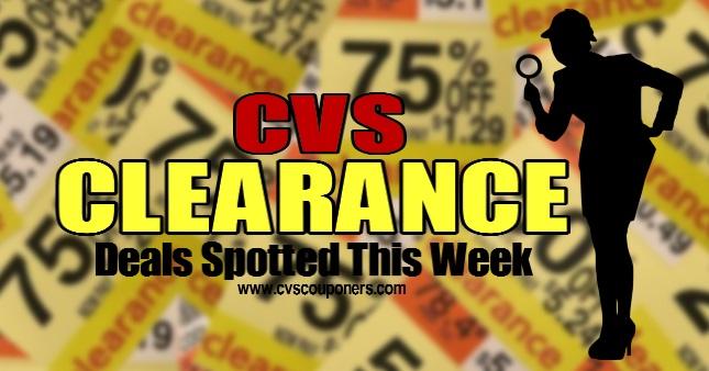CVS Clearance