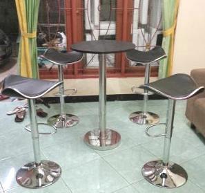 Rental Kursi Barstool Jakarta