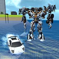 X Robot Car: Shark Water v1.4.2 Mod