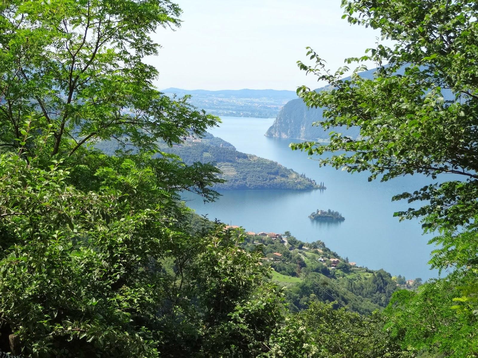 итальянское озеро