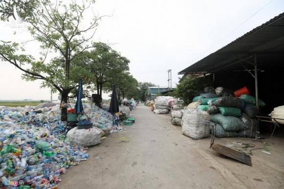 Hàng loạt nhà máy gây ô nhiễm nằm giữa nội thành Hà Nội