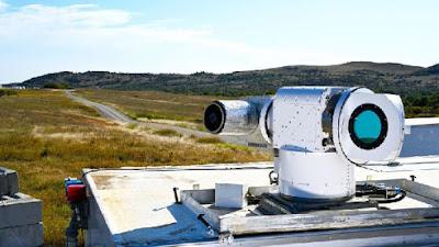 Mengenal Teknologi Laser AS, Mampukah Melawan Drone dan Rudal?