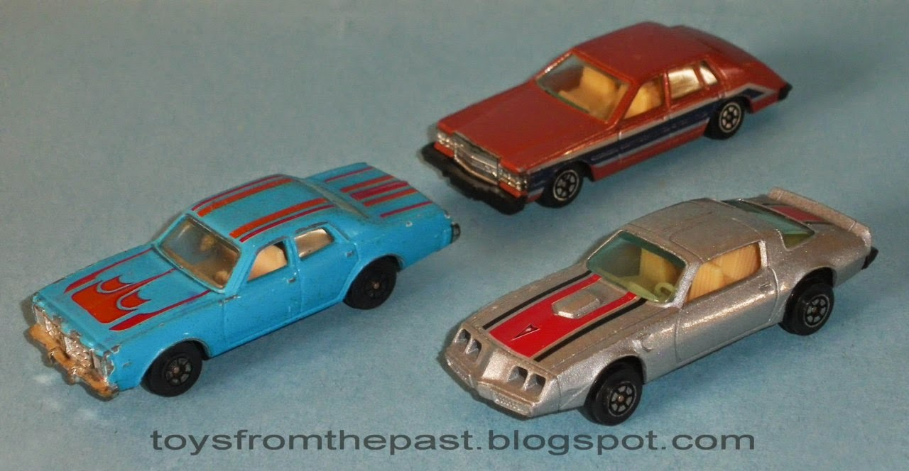 Toys From The Past 419 Yatming Cadillac Seville 1026
