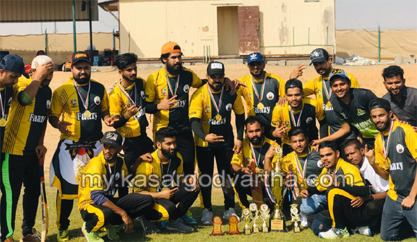 News, Kerala, Sports, UAE, KPL season 2: Team Nedukkunniyans won