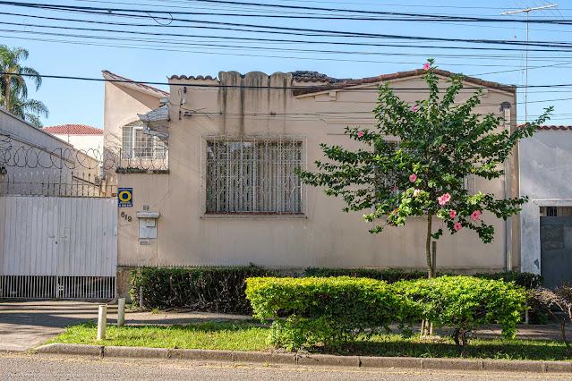Casa na Rua Fernando Amaro