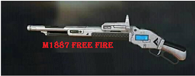 M1887 free fire, this is the explanation