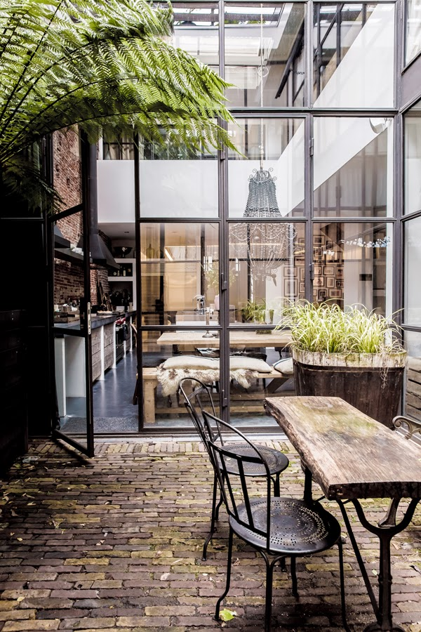 Amsterdam Loft Warehouse